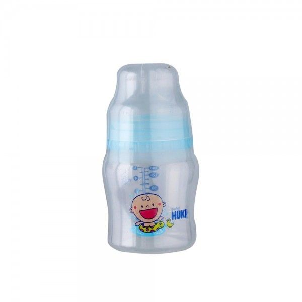 HUKI - BOTOL WIDE NECK 140ML - ISI 1 PCS