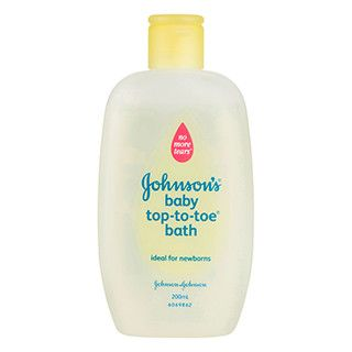 JOHNSON BABY TOP TO TOE WASH 200ML-ISI 1 PCS