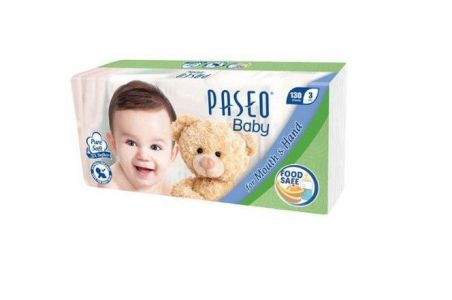 PASEO TISSUE 130 SHEETS