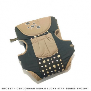 SNOBBY - GENDONGAN RANSEL LUCKY STAR TPG 2041 - ISI 1 PCS